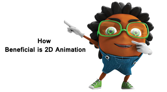 2D animation company in India